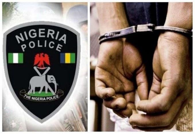 NEWS: Gunmen Kill Three Policemen In Anambra, Set Patrol Van Ablaze