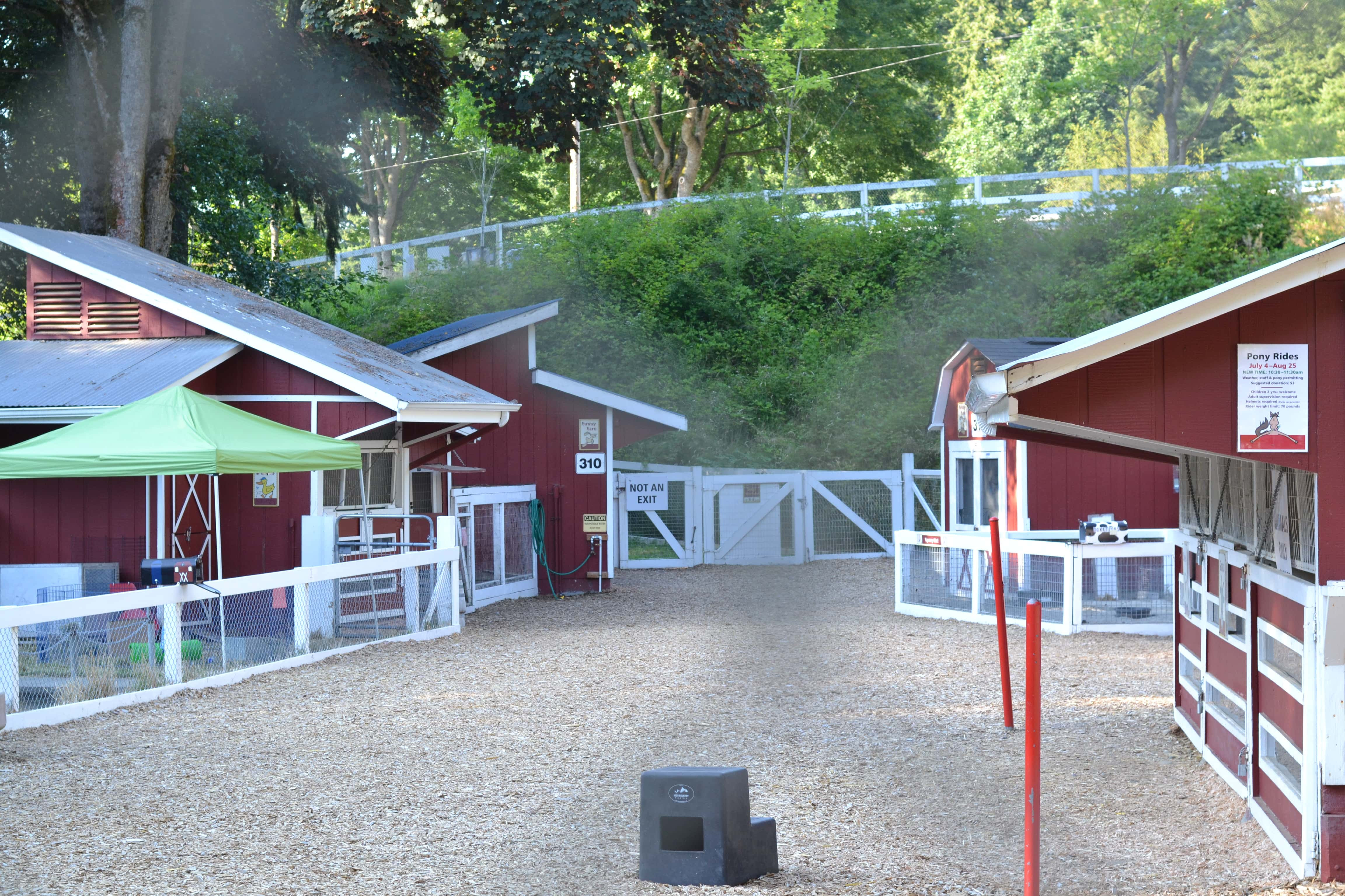 Forest Park Review - Everett Wa.: Free Petting Zoo, Spray ...