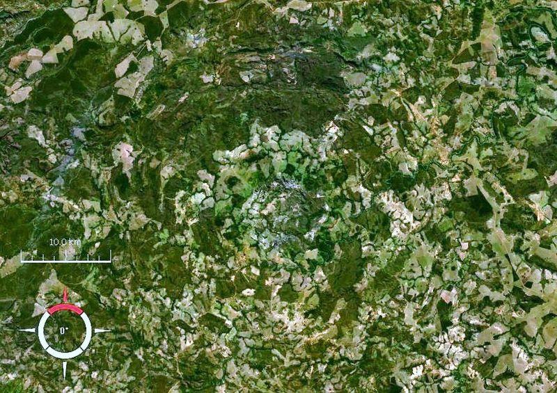 Cratera Araguainha