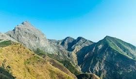 Gambar Pemandangan Gunung Kelud