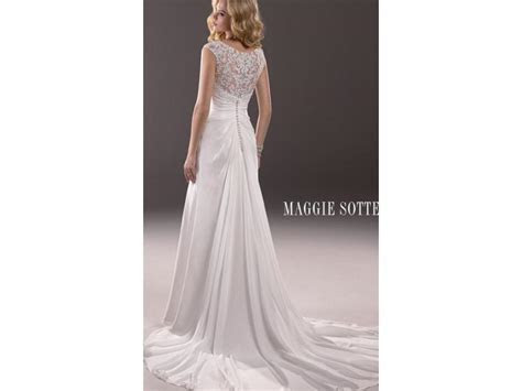 Maggie Sottero Stevie, $350 Size: 12   New (Un Altered