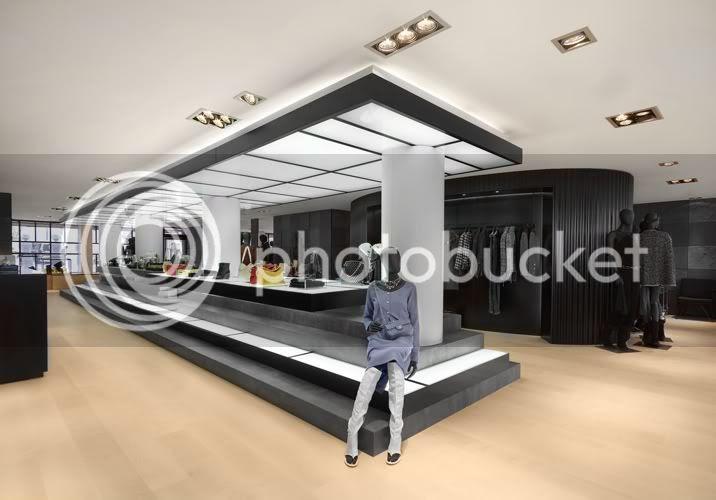 Boutique Chanel à Courchevel