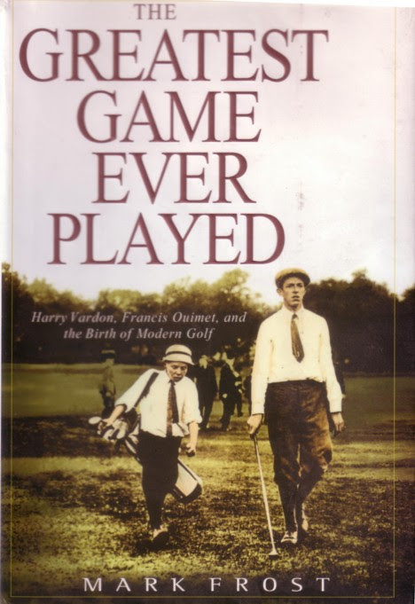Book Comment On The Greatest Game Ever Played