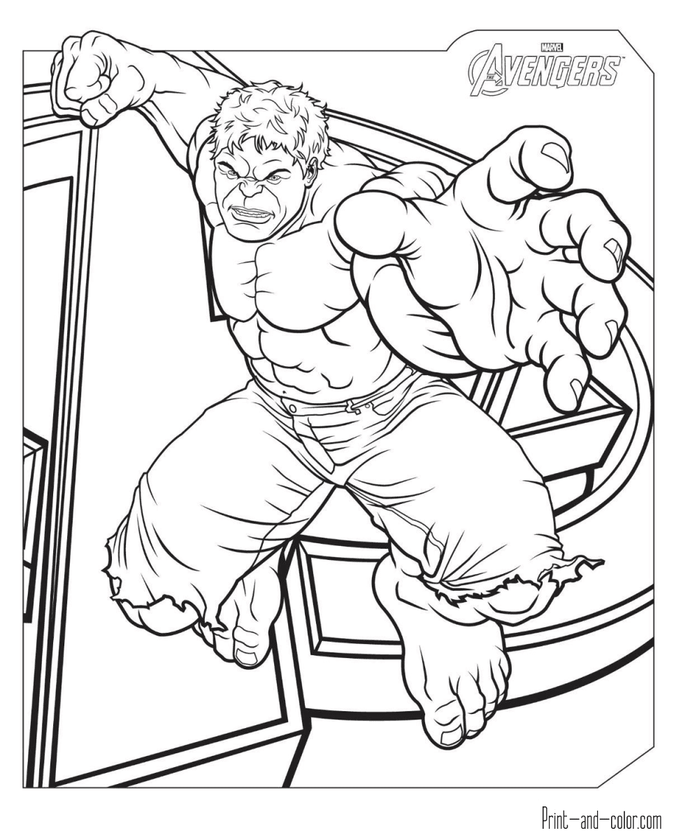 6600 Top Mini Avengers Coloring Pages For Free