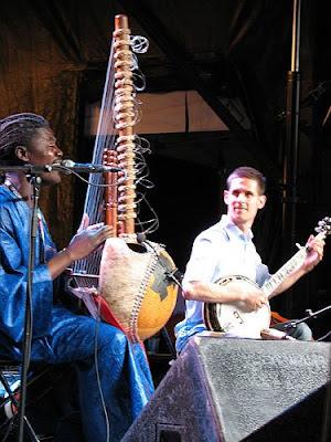 Jayme Stone, Mansa Sissoko, Montreal Jazz Festival