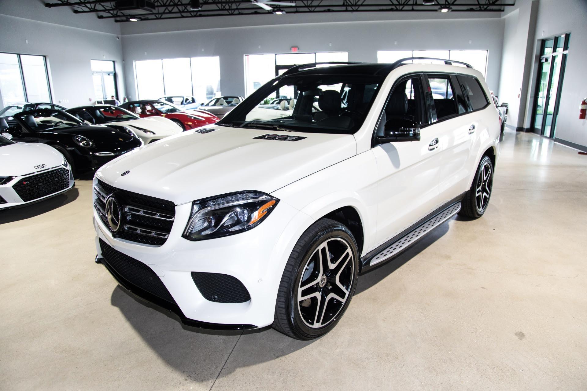 Used 2018 Mercedes-Benz GLS GLS 550 For Sale ($69,900 ...