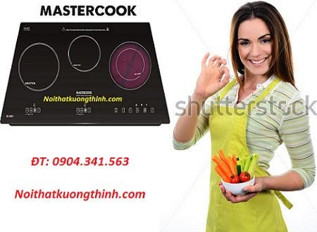 Bếp điện từ Mastercook người bạn thân thiết của các bà nội trợ