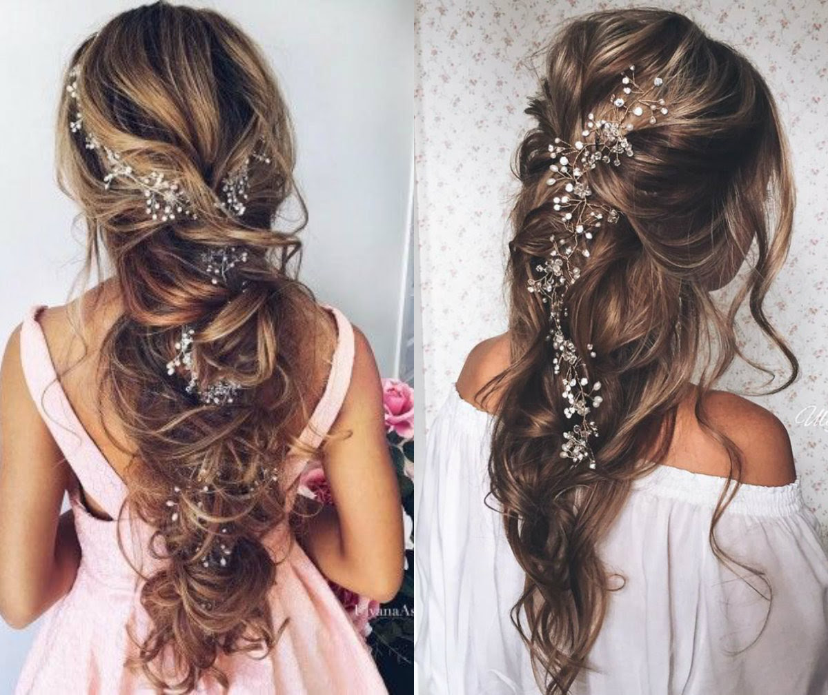Simply Adorable Prom  Hairstyles  2019 Hairdrome com