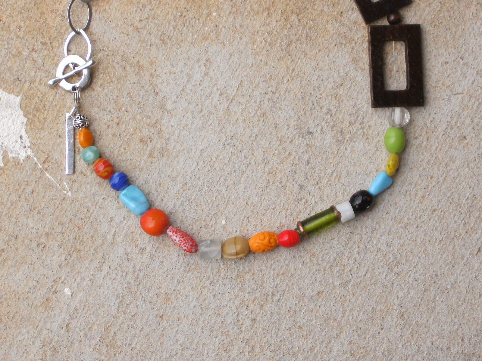 Urban Multi-Media Cool nO. 01 necklace