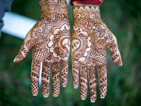 Bridal Mehndi Prep and Care Guest Post by Blushing