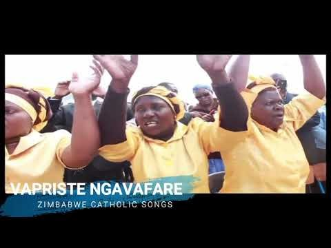 Zimbabwe Catholic Shona Songs - VaPriste Ngavafare