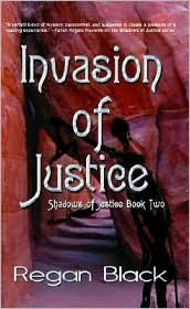 Invasion of Justice (Shadows of Justice, Book 2) (Shadows of Justice)