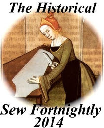 Historical Sew Fortnightly 2014 thedreamstress.com