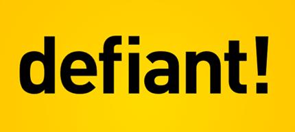 Cover of Defiant e-book