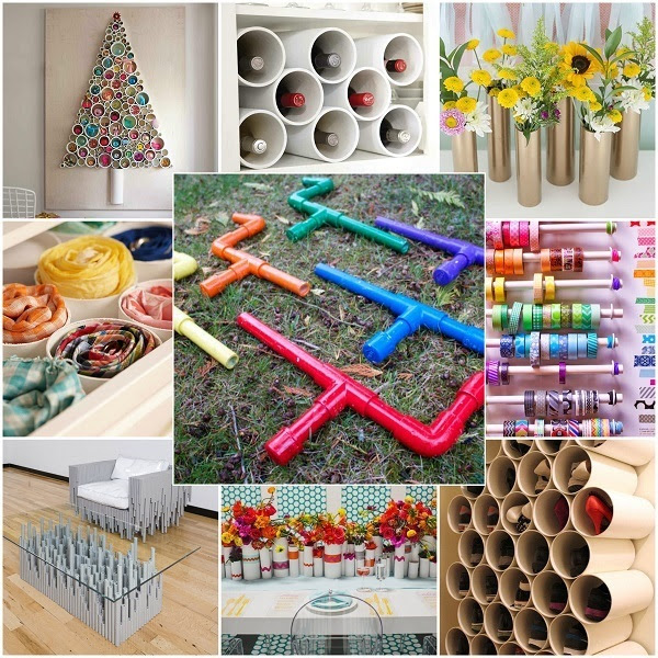 19 Awesome Ways To Use PVC Pipe You'd Never Of Thought Of