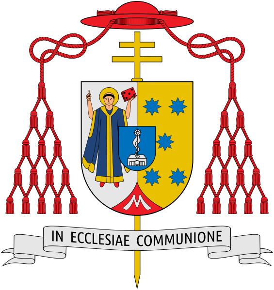 File:Coat of arms of Antonio Maria Rouco Varela.svg