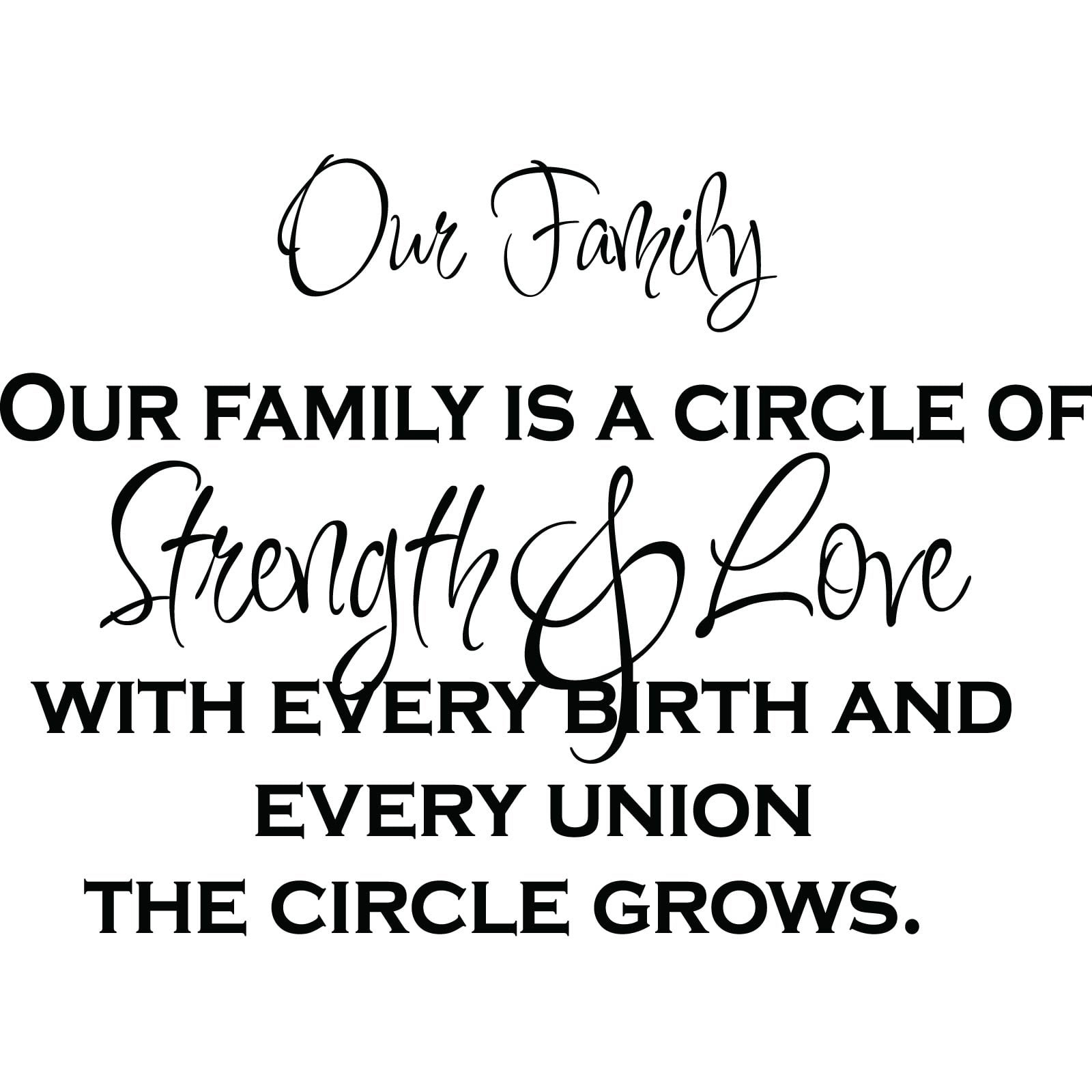 Top Quotes On Family Love and Strength