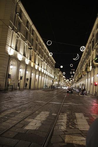 Pretty Torino street