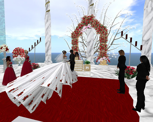 Serrina & Chop's Wedding