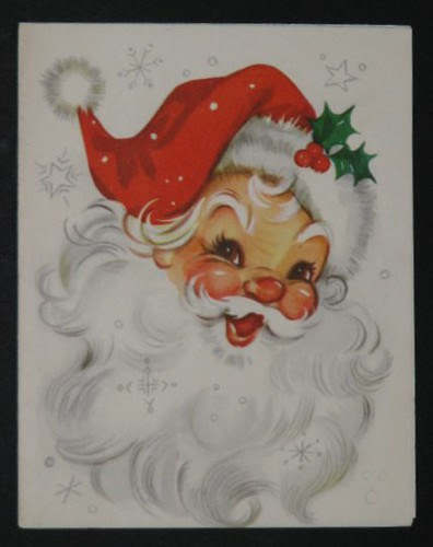 Vintage Christmas Cards 007