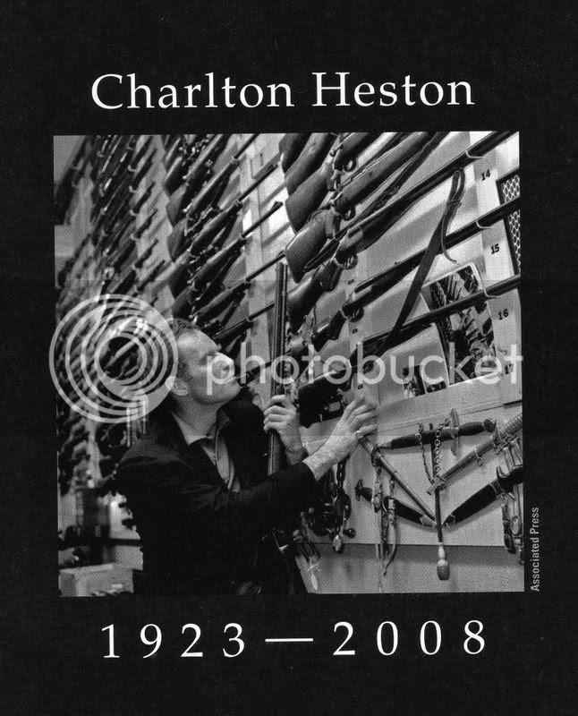 Kpepimhafli: Charlton Heston Gun Collection