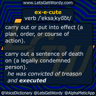 execute 05/14/2015 GFX Definition