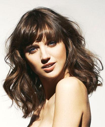 Pfiffige Frisuren Mittellanges Haar Modische Frisuren Für Sie Foto