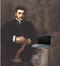 Arthur Sullivan plus computer