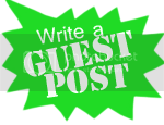 Write a Guest Post to get backlinks and traffic!