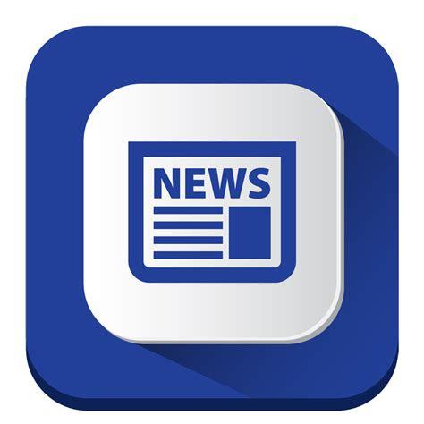 news icon long shadow ios iconset pelfusion
