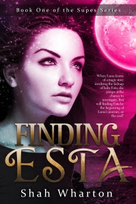 Finding Esta Book Cover
