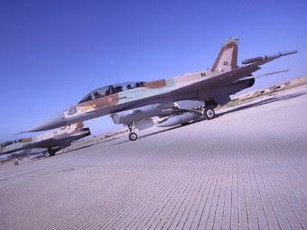 F-16I Sufa. Фото с сайта iaf.org.il