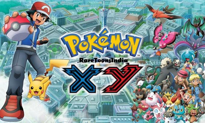 Pokemon (Season 17) The Series XY Hindi Episodes Download (360p, 480p, 720p HD, 1080p FHD)