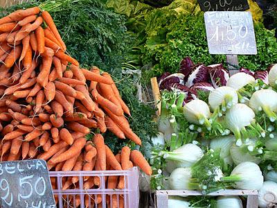 Légumes vintimille
