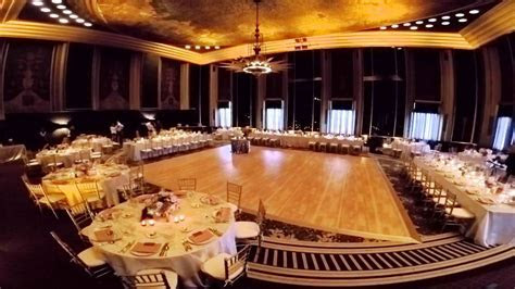 Wedding Ceremony to Reception Room Flip at the Omni