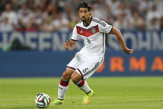 Heldt Khedira Würde Schalke Gut Zu Gesicht Stehen Fußball 1