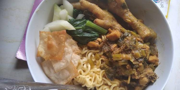 Resep Mie Ayam Ekonomis Oleh Dapur Riskha