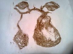 gelatin monoprint
