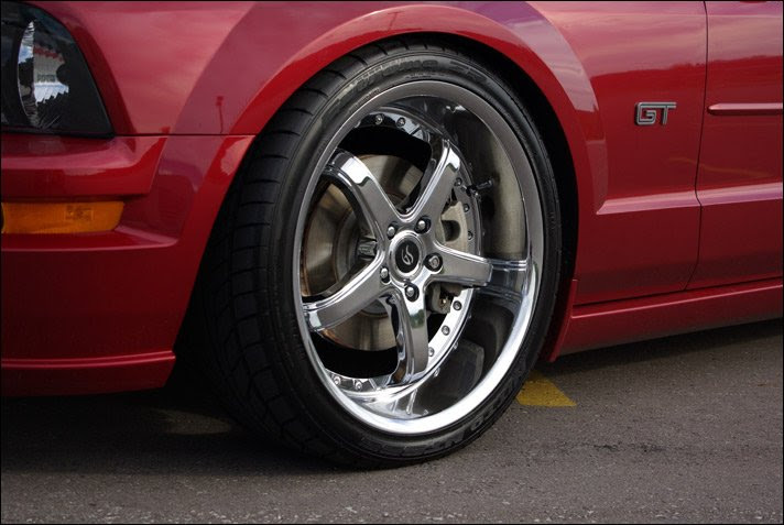 20 Inch Wheel And Tire Package For 2006 Mustang Gt Ford Mustang Forum