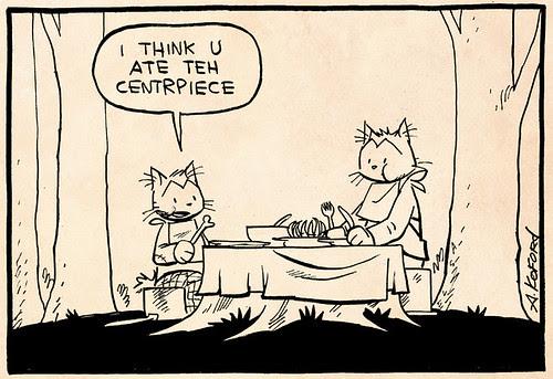 Laugh-Out-Loud Cats #2127 by Ape Lad