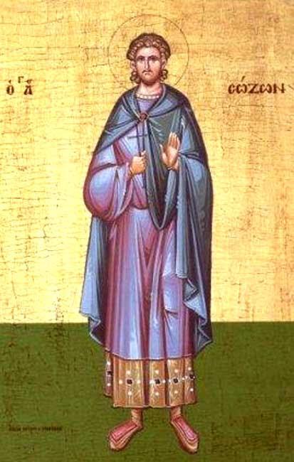 img Saint Sozon of Nicomedia