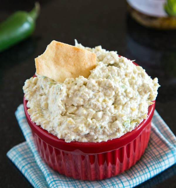 Artichoke Jalapeno Dip | Dinners, Dishes, and Desserts