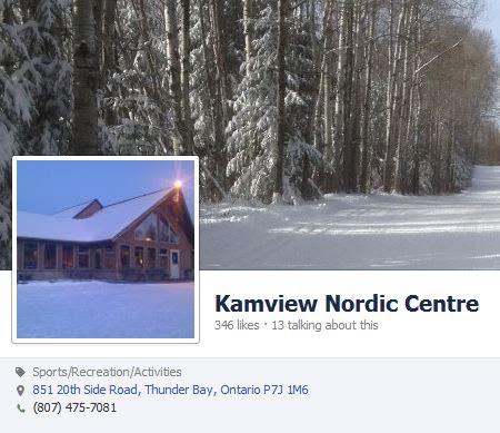 kamview nordic centre
