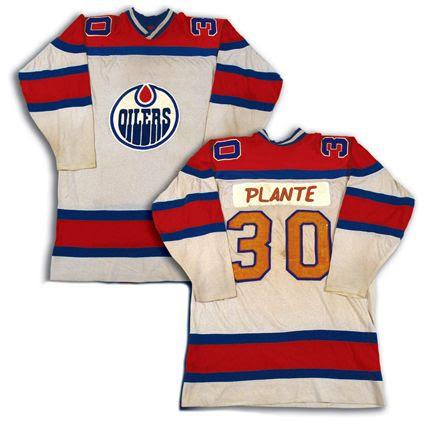 Edmonton Oilers 74-75 jersey