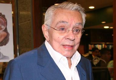 Chico Anysio vira tema de livro - Divulgação/TV Globo