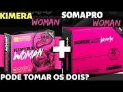 Kimera Woman e SomaPRO Woman para Mulheres queima gordura e ganha massa magra? Presta? Funciona?