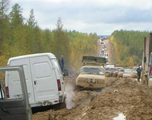 Дорога в Якутск
