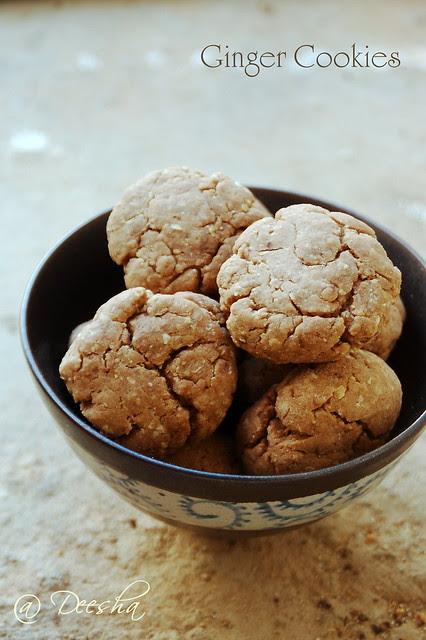 German Ginger Cookies