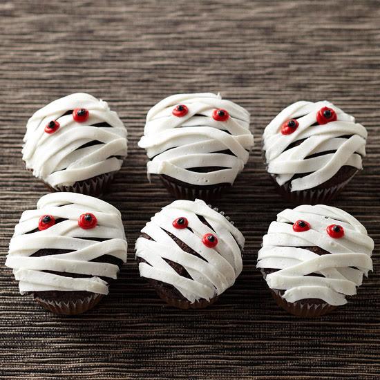 Yummy Mummy Cupcakes by BHG