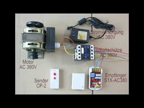 Ferkontrolle-Blogspot: Drei-Phasen-Motorsteuerung 3-PHASE MOTOR Funk ...